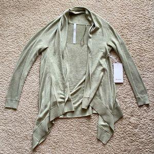 Lululemon Knit Cardigan Sweater Wrap XS S M L XL